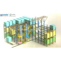 Buy cheap ASRS Solution Shuttle Racking System Stacker Crane Combined With Shuttle from wholesalers