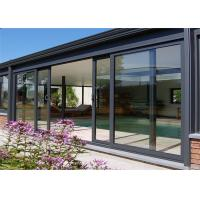 Quality Hot Sale High Quality Aluminum Door With Glazed Glass For House Building From China Supplier wholesale