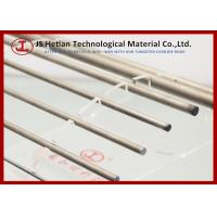Buy cheap 330 mm Tungsten Carbide Rod K20 - K30 with Density 14.17 g / cm3 , TRS 4200 MPa product