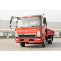 China HOWO Light Truck 4x2 5ton Capacity Light Commercial Duty Truck on sale
