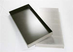 China Aluminum Steel PTFE 600x400x30mm Non Stick Baking Sheet on sale