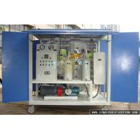 China Long Time Running Transformer Oil Purifier Machine 6000LPH VFD -100 CE ISO on sale