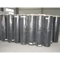 Quality 2MPa Black Color Silicone Rubber Sheet / SBR Rubber Sheet Industrial Grade wholesale