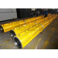 Quality φ600mm / φ800mm Concrete Pipe Mould Prestressed Pile Steel Moulds wholesale