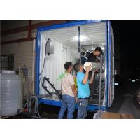 China 40FT 20FT Containerised Water Purification Equipment Ro Water Plant on sale