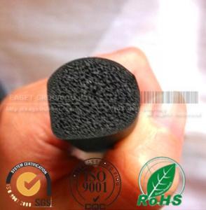 Quality flexible sponge rubber bumper strip wholesale