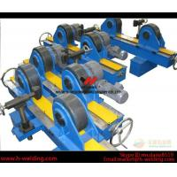 Quality Boiler / Tank Welding Rolls , Pipe Rotators for Welding High Precision and High Speed wholesale