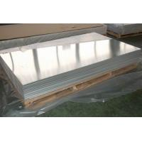 Buy cheap Prime Aluminum Plain sheet Alloy AA 1100 1050 Temper H14 mill finished with from wholesalers