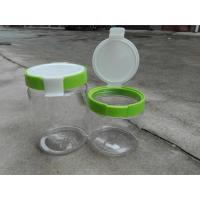 Buy cheap Food Storage PET bottle Kitchen plastic sealed jar for coarse grain product