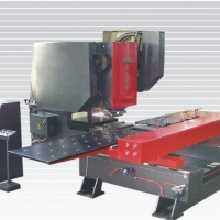 Buy cheap High speed hydraulic CNC plate punching machine / equipment with LCD computer from wholesalers