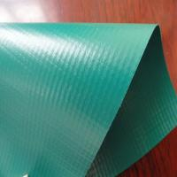 China vinyl coated polyester fabric on sale
