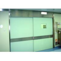 Quality Hospital Stainless Steel Electric Sliding Door For Operating Room wholesale