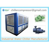 Quality Anodizing Cooling Air Cooled Screw Water Chiller System Industrial Chiller wholesale