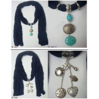 China  wholesale pendant scarf jewelry scarves  on sale