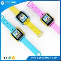 Quality New Products 2016 GPS Tracker V83 Kids Smart Watch wrist watch gps tracking device android IOS for kids wholesale