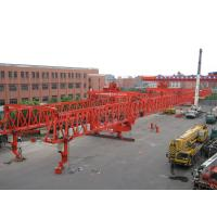 Quality Steel Launching Gantry Crane for Building High Rise Constructions with 320 ton capacity and 55m span wholesale