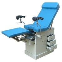 Quality Gynecological Examining Table Popular Gynecology Examination Bed With Drawers In Hospital Obstetric Delivery Table wholesale