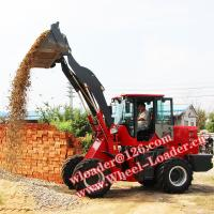 China China Titan TL20 Farm Wheel Loader 2 Ton Wheel Loader With Changchai Kubota Diesel Motor on sale