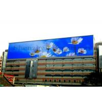 Quality 5500cd/Sqm Brightness PH10 Outdoor LED Billboard Advertising Message Board Module wholesale