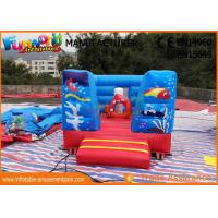 Quality Digital Printing Inflables Juegos Kids Castillos / Commercial Bounce House wholesale