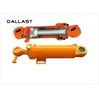 Quality Double Acting Farm Hydraulic Cylinders , Hydraulic Ram Cylinder for Agricultural Farm Truck wholesale