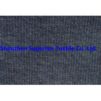 Quality 4 Way Stretch Polyester Ripstop Nylon Fabric 170GSM Navy Single Dyed wholesale
