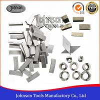 Quality Various Diamond Segments For Circular Saw Blades / Core Bits / Grinding Wheels wholesale