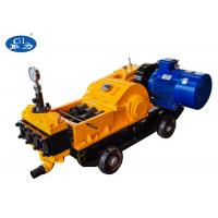 China Electric Mortar Cement Injection Grouting Pump Long Conveying Distance on sale