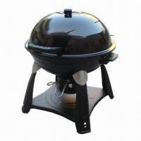 Quality Charcoal Barbecue Grill with 0.7mm Steel Plate Thickness, Measures 40.5cm wholesale