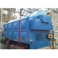 Cheap High Temperature Industrial Coal Fired Steam Boiler With DZL1 - 4t/h for sale