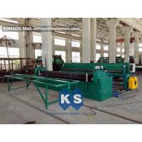 Quality PLC Control Gabion Making Machine With Overload Protect Clutch Optional Wire Size wholesale