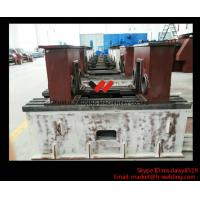 Cheap High Efficient H Beam Flange Straightening Machine For Flange Thermal Deformatio for sale