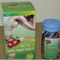 Quality Meizi Super Power Fruits Slimming Capsules Weight Loss Capsules Quick Slim(OEM is welcome) wholesale