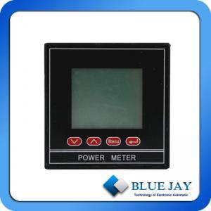 Quality 120*120*123(mm) Three Phase digital LED Amp AC digital Current Meter wholesale