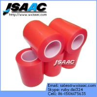 China Red color electrostatic protective film on sale