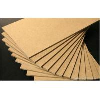 Quality Customized Photo Album Materials , 3mm - 5mm thickness Density Board wholesale