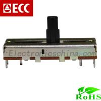 Quality 2014 china electronic component Widely Used for Massager Slide Potentiometers wholesale