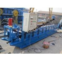 Quality 15Kw Carbon Steel C Purlin Roll Forming Machine , Full Automatic C Z Purlin Production Line wholesale