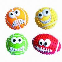 Quality Pet toys, various types, shapes and manifold sizes are available wholesale