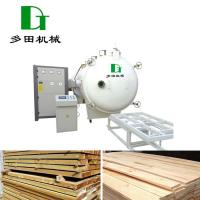 Quality Timber Drying Kiln RF Vacuum Wood Drying Room For Sale wholesale