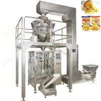 Buy cheap Dry Vegetable Banana Chips Packaging Machine , Plastic Bag Packing Machine 0.2 from wholesalers