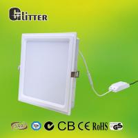 China Surface mounting Dimmable Led  Panel Light 600x600 High CRI 120 lm/W 3825 Lumen on sale