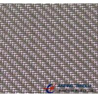 Quality 40 Mesh Twill Weave Wire Mesh With 300Series, 400 Series, 200 Series wholesale