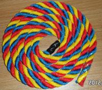 Buy cheap Playground Color Climbing Net Making Polypropylene Rope-16mm Rope from wholesalers