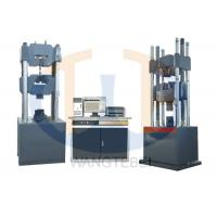 Buy cheap Two Screws Adopted Hydraulic 1000KN Universal Testing Machine Of Steel Force from wholesalers