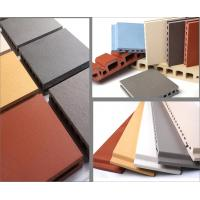 Cheap Thermal Insulated Exterior Wall Panels Flame Retardant With Hollow Structures for sale