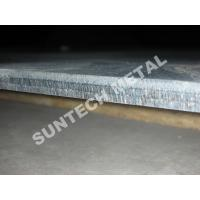 Quality Copper and Stainless Steel Explosion Bonded Clad Plate C1020 Multilayer wholesale