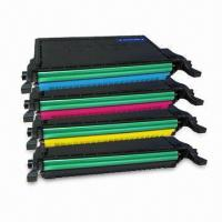 Cheap Samsung Color Toner Cartridges, Ideal for CLX-6100FX, CLX-6200ND, CLX-6200FX, and CLX-6240FX for sale