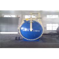 Quality Safety Rubber / Wood Chemical Autoclave Door For Vulcanizing Industrial ,φ2m wholesale