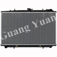Quality High Performance Nissan Car Radiator 16 mm Thickness 21460-85E00 DPI 1242 wholesale
